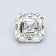 推薦鑽石 #2: 1.01  克拉上丁方形鑽石