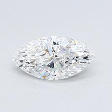 Recommended Stone #3: 1.11-Carat Marquise Cut Diamond