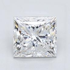 Recommended Stone #2: 1,70-Carat Princess Cut Diamond