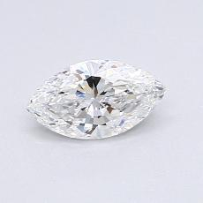 Recommended Stone #4: 0,50-Carat Marquise Cut Diamond