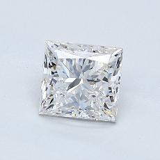 Target Stone: 0.80-Carat Princess Cut Diamond