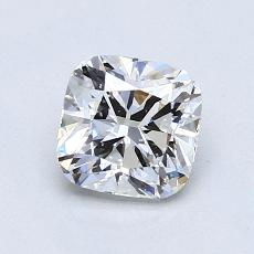 1.01-Carat Cushion Diamond ASTOR E SI1