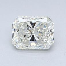 1.01-Carat Radiant Diamond Very Good I VS2