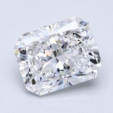 Recommended Stone #3: 1.40-Carat Radiant Cut