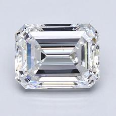 Recommended Stone #4: 2.01-Carat Emerald Cut Diamond