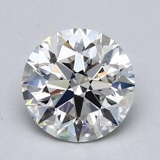 Recommended Stone #4: 1.70-Carat Round Cut