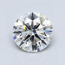 1.31 Carat 圓形 Diamond 理想 G VVS2