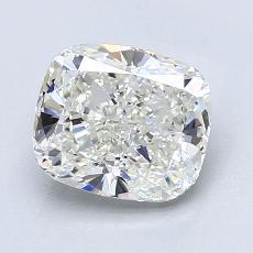 推荐宝石 3:1.81 克拉垫形钻石