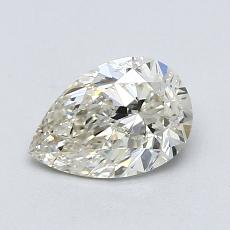 Recommended Stone #1: 0.97-Carat Pear Cut Diamond