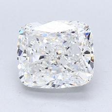 推荐宝石 4:3.01 克拉垫形钻石