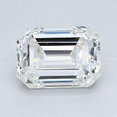 Recommended Stone #4: 1.50-Carat Emerald Cut Diamond