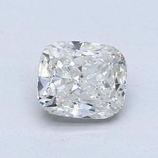 1,02 Carat Coussin Diamond Bonne I SI2