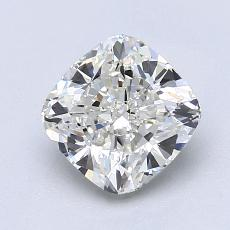 Recommended Stone #2: 1.60-Carat Cushion Cut Diamond