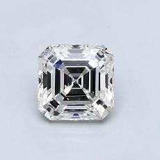 Target Stone: 0.74-Carat Asscher Cut Diamond