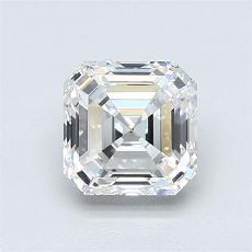 推薦鑽石 #4: 1.31  克拉上丁方形鑽石