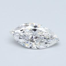 Recommended Stone #4: 0.92-Carat Marquise Cut