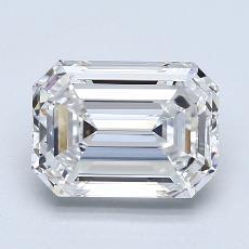 Target Stone: 2.51-Carat Emerald Cut Diamond