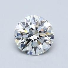 1,01 Carat Redondo Diamond Ideal H VS1