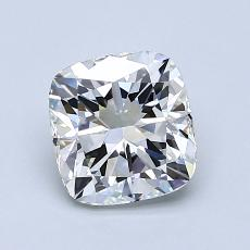 Recommended Stone #2: 1,24-Carat Cushion Cut Diamond