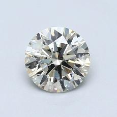 0.70 Carat 圓形 Diamond 理想 K SI2