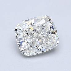 1.03 Carat 墊形 Diamond 非常好 E VS1