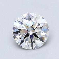 1,20-Carat Round Diamond Ideal G VS2