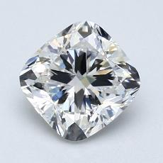 Recommended Stone #2: 1,40-Carat Cushion Cut Diamond