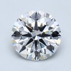 Recommended Stone #4: 2.03-Carat Round Cut Diamond