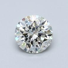 1,00 Carat Rond Diamond Bonne J SI2