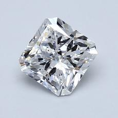 Recommended Stone #2: 1.20-Carat Radiant Cut