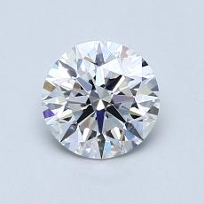 Recommended Stone #4: 0.78-Carat Round Cut