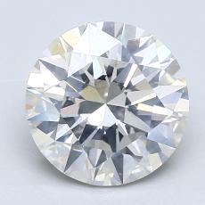 Target Stone: 2.30-Carat Round Cut Diamond