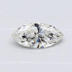 Recommended Stone #2: 0.49-Carat Marquise Cut Diamond