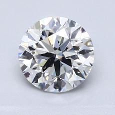 1.50-Carat Round Diamond Very Good E VS2