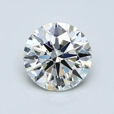 Recommended Stone #1: 1.03-Carat Round Cut Diamond
