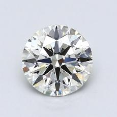 Recommended Stone #3: 1.09-Carat Round Cut Diamond