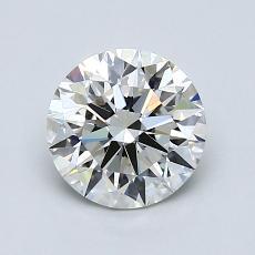 1.20 Carat 圆形 Diamond 理想 G VS1