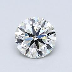 1.01-Carat Round Diamond Very Good I VS1