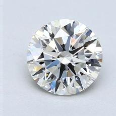 Recommended Stone #3: 1.35-Carat Round Cut Diamond