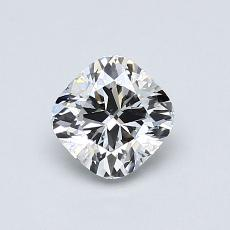Recommended Stone #2: 0.81-Carat Cushion Cut Diamond
