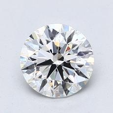 Recommended Stone #4: 1.36-Carat Round Cut