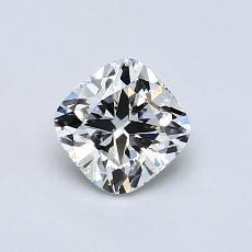 Recommended Stone #1: 0,71-Carat Cushion Cut Diamond