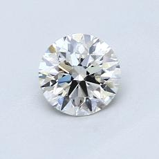 Recommended Stone #2: 0.67-Carat Round Cut Diamond