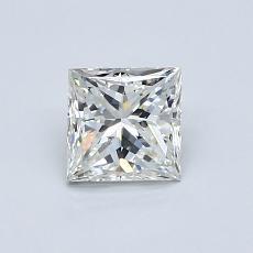 Recommended Stone #4: 0.72-Carat Princess Cut Diamond