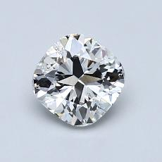 Recommended Stone #2: 0.97-Carat Cushion Cut Diamond