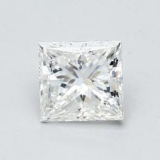 Recommended Stone #3: 1.02-Carat Princess Cut