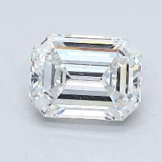 Recommended Stone #3: 1.20-Carat Emerald Cut Diamond