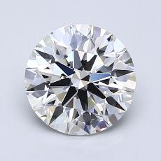 Recommended Stone #1: 1.51-Carat Round Cut Diamond