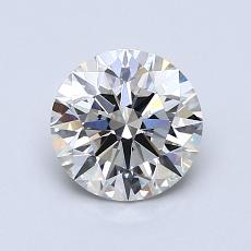 Recommended Stone #1: 1.09-Carat Round Cut Diamond