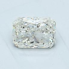 Recommended Stone #2: 1,01-Carat Radiant Cut Diamond